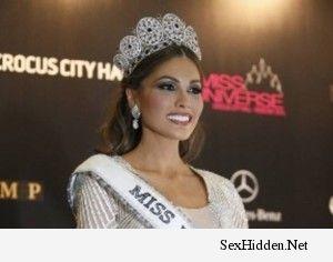 Miss Universal : Gabriela Isler November 11, 2013 at 10:39PM Miss Universe 2013, Gabriela Isler