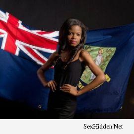 Miss Universal : Miss Universe British Virgin Islands 2013