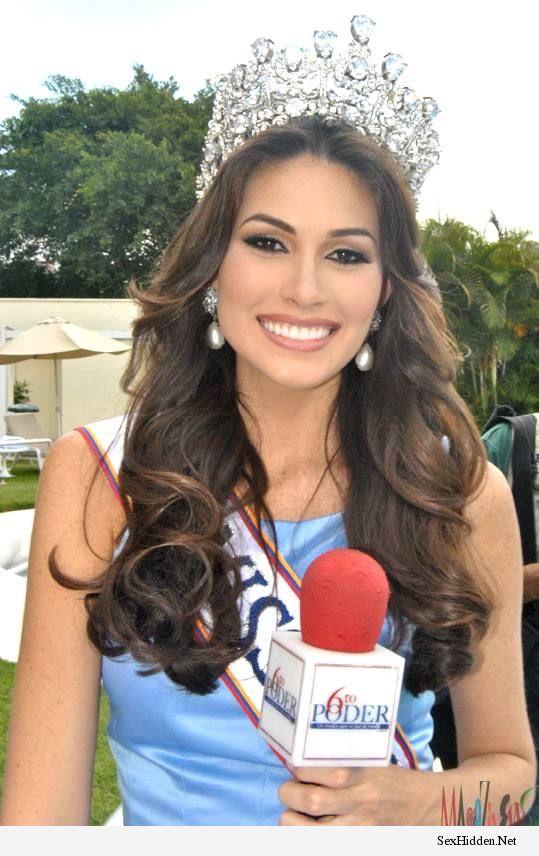 Miss Universal : Gabriela Isler November 12, 2013 at 09:13AM Miss Universe 2013, Gabriela Isler