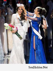 Miss Universal : Gabriela Isler November 14, 2013 at 10:54PM Miss Universe 2013, Gabriela Isler