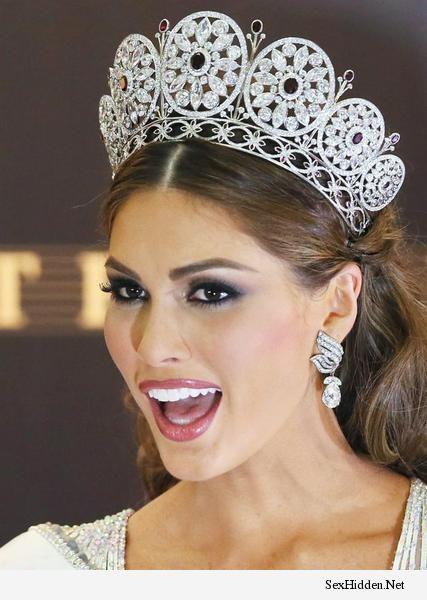 Miss Universal : Gabriela Isler November 12, 2013 at 03:55PM Miss Universe 2013, Gabriela Isler