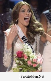 Miss Universal : Gabriela Isler November 12, 2013 at 06:54AM Miss Universe 2013, Gabriela Isler