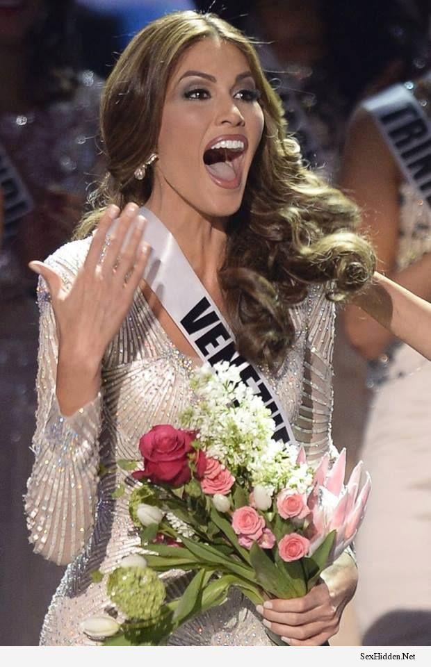 Miss Universal : Gabriela Isler November 11, 2013 at 12:39PM Miss Universe 2013, Gabriela Isler