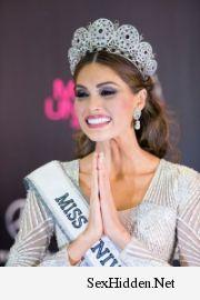 Miss Universal : Gabriela Isler November 11, 2013 at 07:39AM Miss Universe 2013, Gabriela Isler