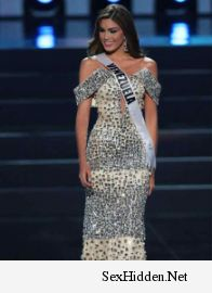 Miss Universal : María Gabriela Isler deslumbró con su vestido en la preliminar del … : Gabriela Isler Miss Universe 2013, Gabriela Isler
