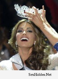 Miss Universal : Gabriela Isler, Miss Universo 2013. // AFP ALEXANDER NEMENOV : Gabriela Isler Miss Universe 2013, Gabriela Isler